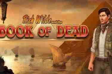 Book of Dead Logo Image