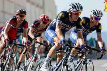 Cyclists Image