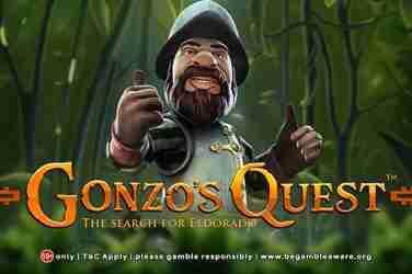 Gonzo's Quest Logo Image