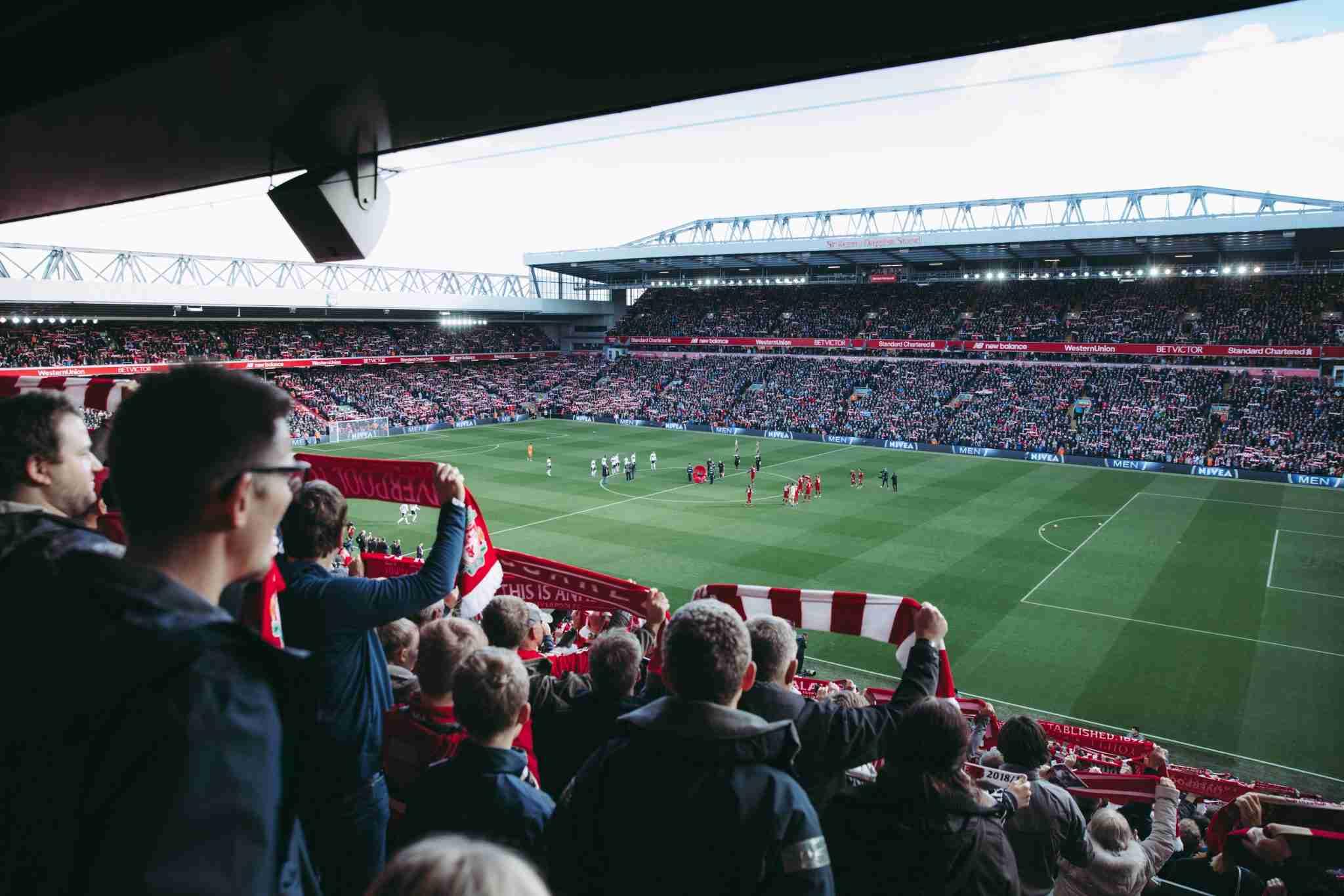 Liverpool Football Stadium